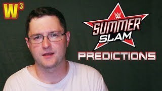 WWE Summerslam 2019 Predictions | Wrestling With Wregret