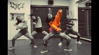 Finesse | Dance Choreography | Bruno Mars | Students Dance | Level 1 | Hip-Hop | SNDA
