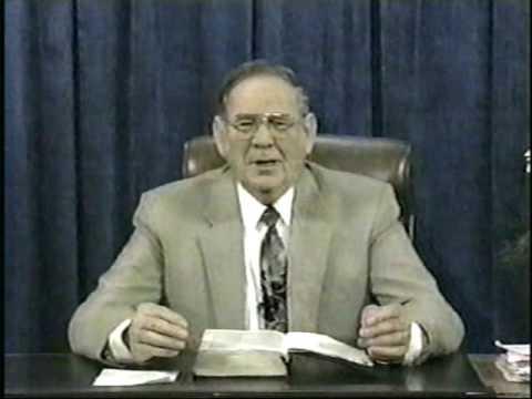 Genesis Lecture 01 - vs 1:1 - 1:2 - Shepherd's Chapel - Pastor Arnold Murray