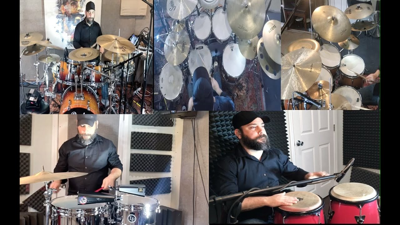 ITAY BENDA  latin-middle eastern drumming