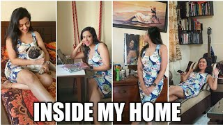 My House Tour | How a 2BHK flat in Juhu looks like | Garima's Good Life