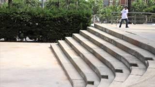 Jart Skateboards - Sergio Muñoz 360 flip big seven