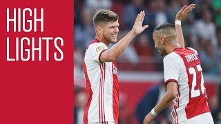 Highlights Ajax - FC Emmen