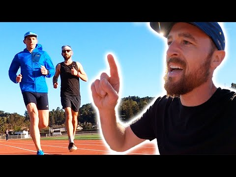 'Breaking 18' | Can Coach Nate Train for a Sub 18 Min 5k?
