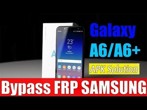 Repeat Samsung J6 (J600G) FRP Google Account bypass after