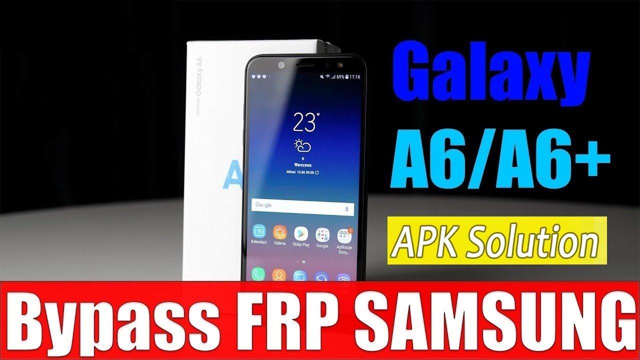 Samsung J6 SM-J600G J600F U3 Frp Unlock | Google Account Bypass Without Pc  100% Done