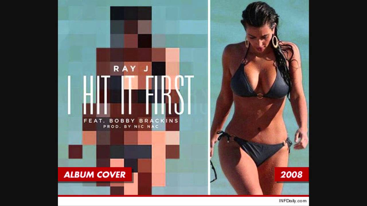Ray J I Hit It First Cover