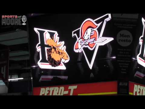 Mooseheads Game Day vs Drummondville