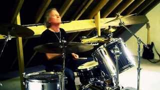 Scorpions  - The World We Used to Know  - drums cover by Kris Kaczor