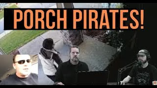PORCH PIRATES, THIEVES, & Parking lot SAFETY - Master Surveillant Mindset - Darin Fredrickson