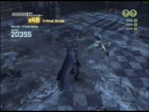 Batman Arkham City - Flujo Libre Perfecto 2.0  - Trofeo / Logro - Guia /Tutorial