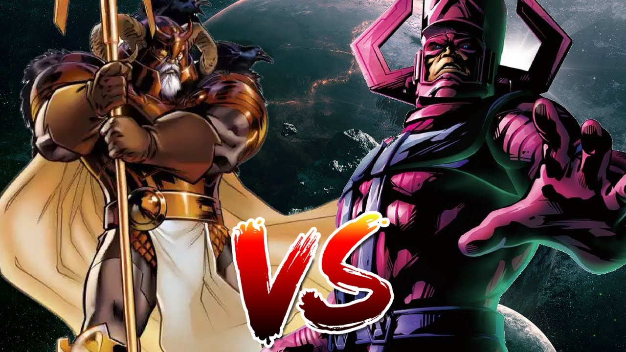 Odin Vs Galactus Who Wins Youtube
