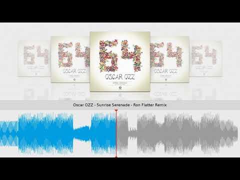 Oscar OZZ - Sunrise Serenade - Ron Flatter Remix