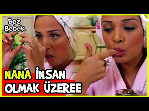 NANA İNSAN OLMAYA ÇALIŞIYOR - Bez Bebek 3.Bölüm