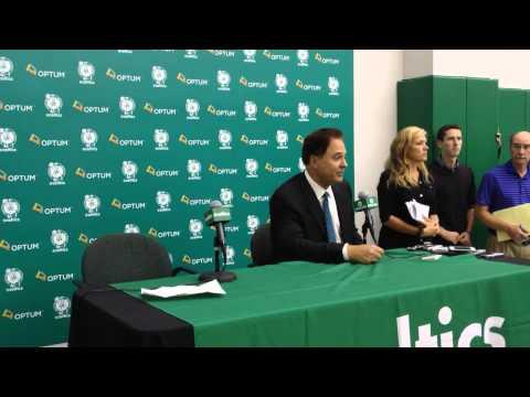 Steve Pagliuca admits Celtics face tough rebuild