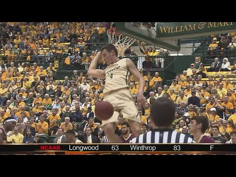 William & Mary's Omar Prewitt shines for the Tribe who are unbeaten at home