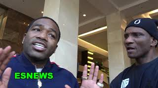 Adrien Broner Talks Gervonta Davis vs Farmer Lomachenko Talks Seeing Canelo Getting Dropped