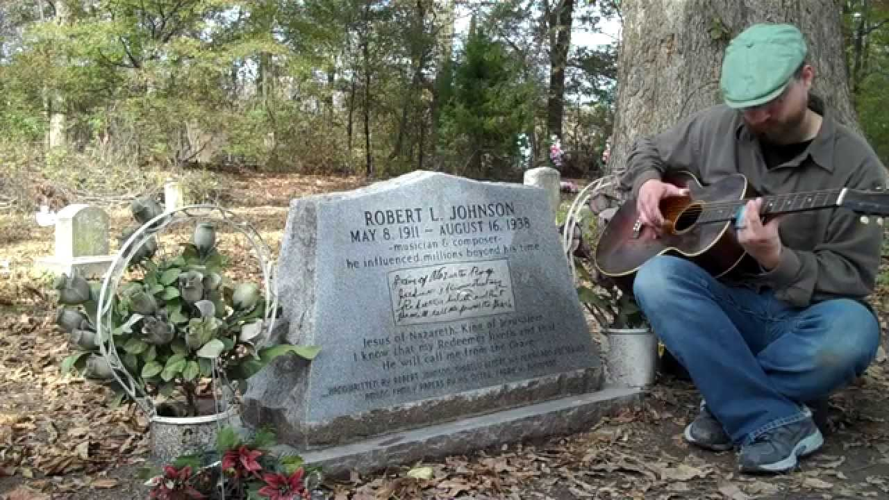 Robert Johnson's Grave, Swing Low Sweet Chariot, Vintage ...