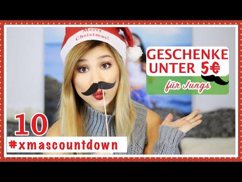 10 GESCHENKE UNTER 5€ für JUNGS! WICHTELGESCHENKE / XMASCOUNTDOWN (10/24)