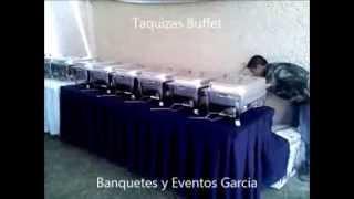 Deliciosos tacos de guisados, taquizas para fiestas, banquetes. Mexico DF.