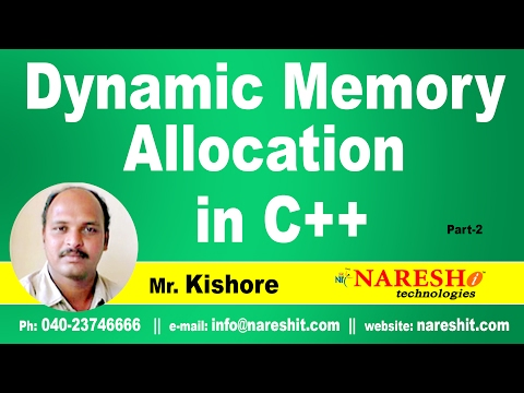 dynamic-memory-allocation-in-c++-part-2-|-c-++-tutorial-|-mr.-kishore