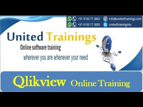 Qlikview Online Training | Qlikview Server and Publisher | Qlikview ...
