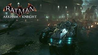 Batman Arkham Knight - # 4: Tirei x1 com um helicóptero e olha no que deu