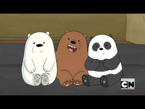 Panda Bear Cute Wallpaper We Bare Bears Cannot Be Parted Clip Hd With Subs Youtube