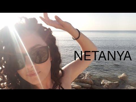 Two Days In Netanya, Israel Vlog