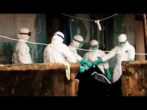 """Dr. Atul Gawande: Ebola is """"Eminently Stoppable,"""" But Global Response Has Been """"Pathetic"""""""
