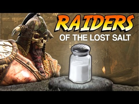 For Honor - Raiders of the Lost Salt