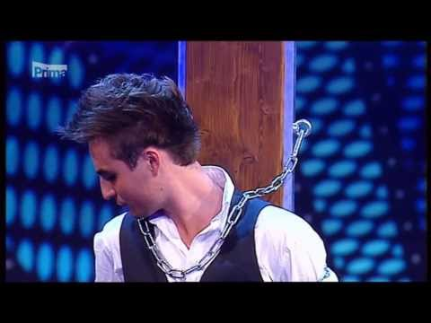 Česko Slovensko má talent (2013) : Magic Alex