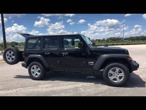 2018 Jeep Wrangler Unlimited Orlando, Deltona, Sanford, Oviedo, Winter Park, FL W192234