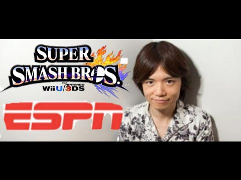 Espn Announces it will Start Hosting  Smash Brother Events!!