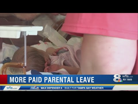 image for St. Pete Mayor Increases Paid Parental Leave