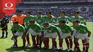 Futbol Retro: México 1-0 Brasil. Copa Oro 2003 | Televisa Deportes