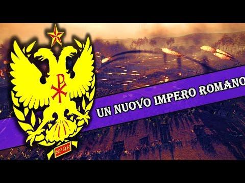 GLORIA AL NUOVO IMPERO ROMANO D'OCCIDENTE! - Total War Attila #8