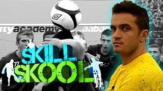 classic skill skool   man city academy v falcao