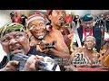 21 Days Night Season 5 (New Movie) - Sam Dede 2019 Latest Nigeria Nollywood Movie