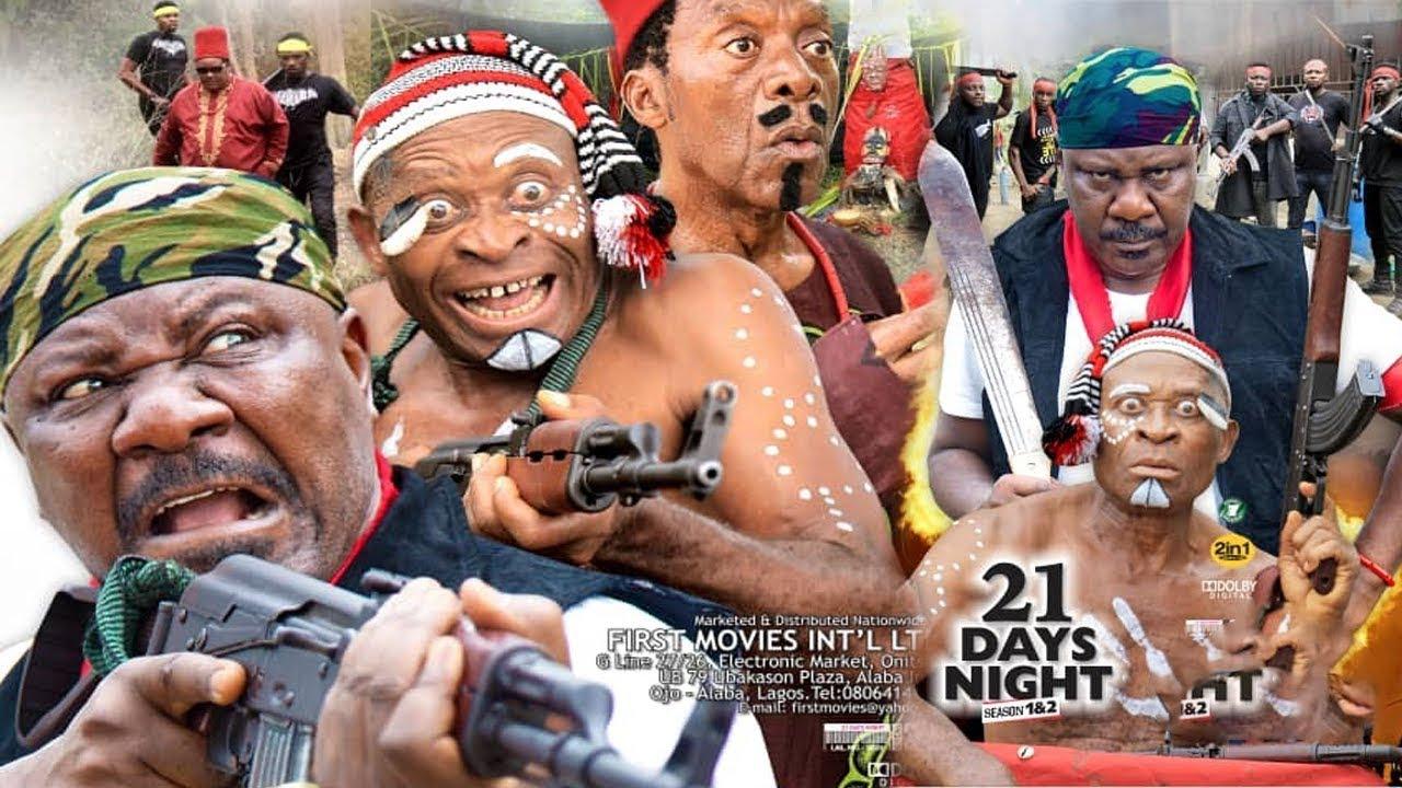 Download 21 Days Night Season 5 (New Movie) - Sam Dede|2019 Latest Nigeria Nollywood Movie