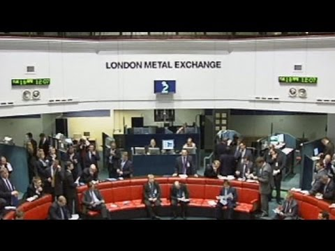 Hong Kong Exchanges buys LME