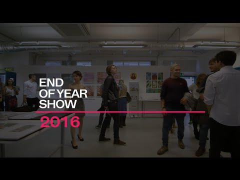 Leeds College of Art - End of Year Show 2016