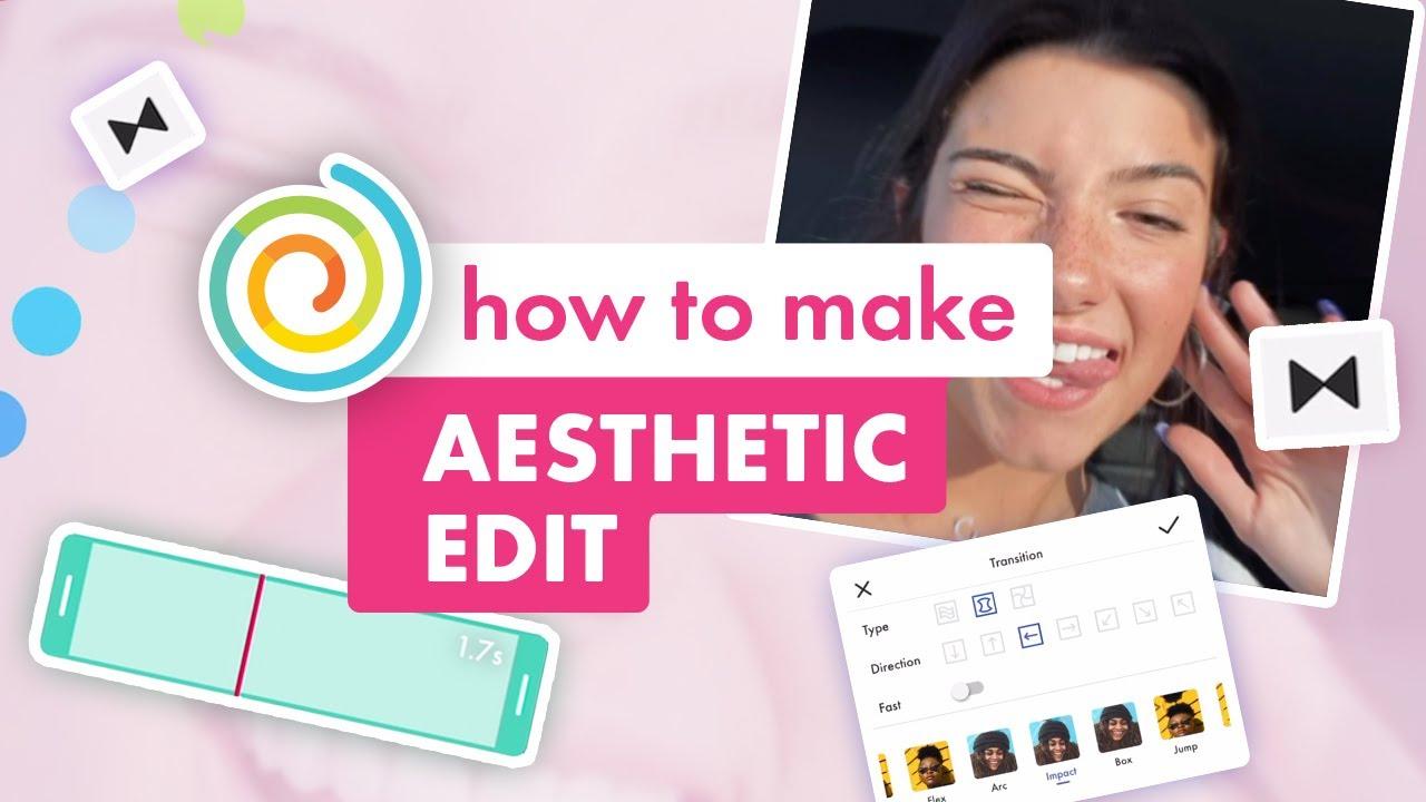 How To Make Aesthetic Edit On Funimate Funimate Youtube