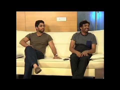 Allu Arjun - Puri Jagannadh special interview on Iddarammayilatho HD