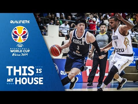 HIGHLIGHTS: Korea vs. Jordan (VIDEO) September 13 | Asian Qualifiers