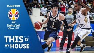 Jordan v Korea - Highlights - FIBA Basketball World Cup 2019 - Asian Qualifiers