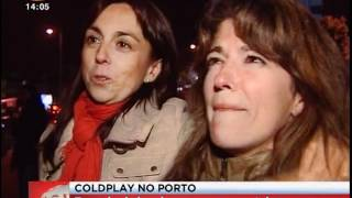 Coldplay em Portugal (19.05.2012)