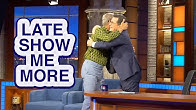 LATE SHOW ME MORE: Hugs All Around