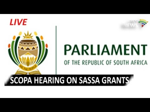 SCOPA holds a hearing with Social Development Dept, 28 February 2017