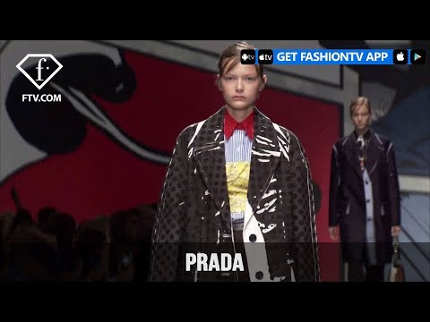 Milan Fashion Week Spring/Summer 2018 – Prada | FashionTV